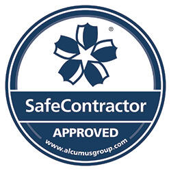 Logo for Safe Contractor