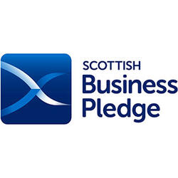 Logo for Scottish Business Pledge
