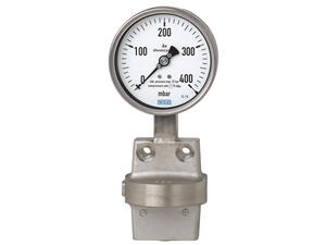 WIKA differential pressure gauges