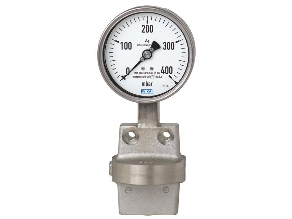 Independent Pressure Gauge Wikai Industrial